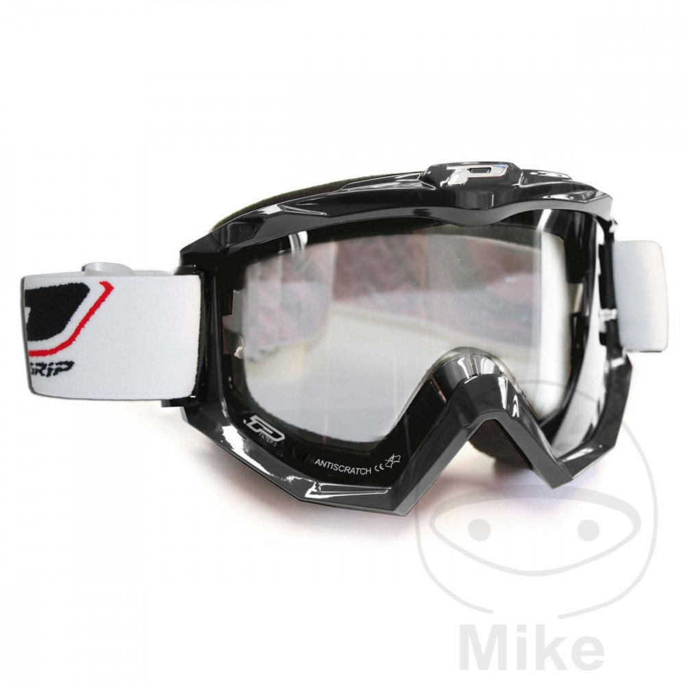 GOGGLES RACE LINE 3201 BLACK - 712.00.02