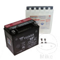 BATTERY MOTORCYCLE YTX12-BS YUASA INCLUDING ACID PACK
