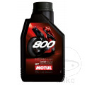 OIL 2-STROKE 1L MOTUL 800 SYNTHETIC ROAD RACING