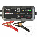 GB20 GENIUS BOOST PACK 12V 400A  NOCO LITHIUM JUMP STARTER