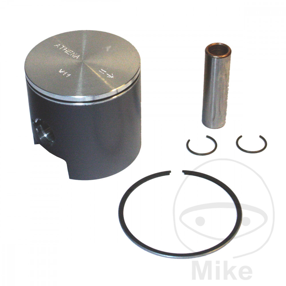 PISTON KIT COMPLETE 49.95 MM A 12MM GUDGEON PIN - 756.59.89