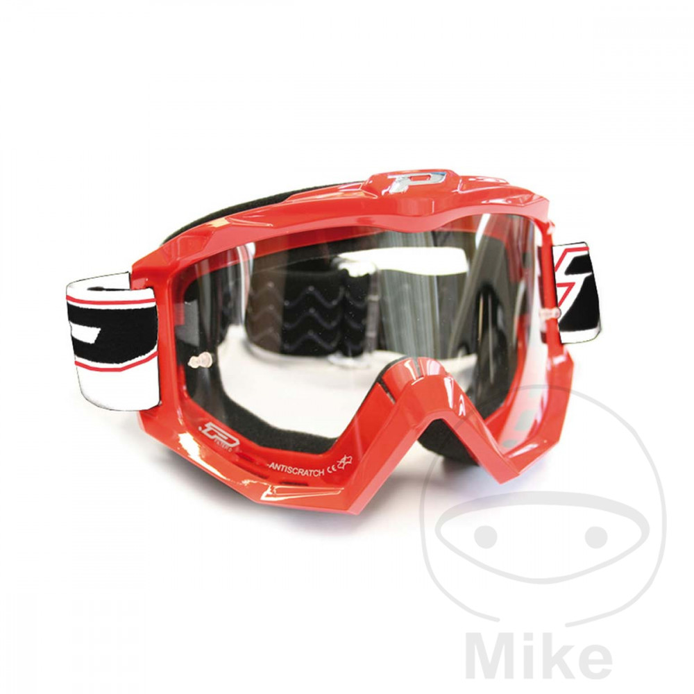 GOGGLES RACE LINE 3201 RED - 712.00.01