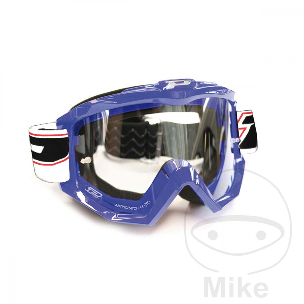 GOGGLES RACE LINE 3201 BLUE - 712.00.03