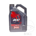 OIL 2-STROKE 4L MOTUL 800 SYNTHETIC OFFROAD
