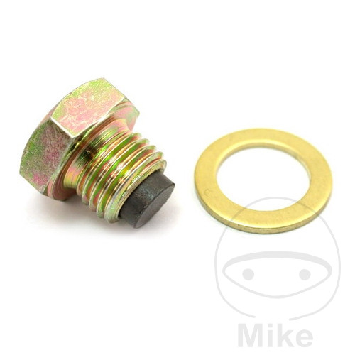 MAGNETIC OIL DRAIN PLUG JMP M14X1.50 WITH WASHER - 723.93.20
