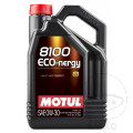 ENGINE OIL 0W30 4-STROKE 5L MOTUL SYNTHETIC 8100 ECO-NERGY
