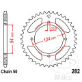 REAR SPROCKET 37 TOOTH PITCH  530 INNER DIAMETER 94 BOLT SPACING 124