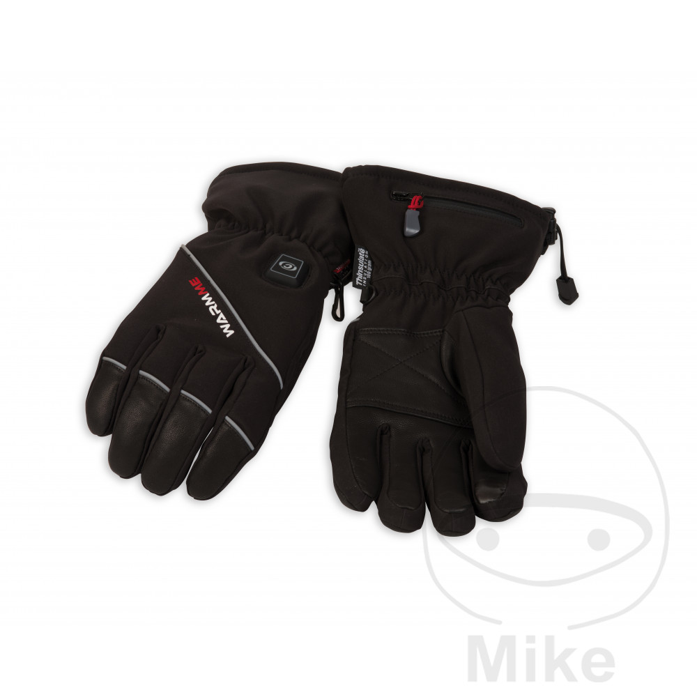 GLOVES S BLACK CAPIT Scooter / City / Outdoor - 706.02.79