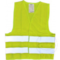 CHILDS HIGH VIS SAFETY VEST YELLOW EN/1150