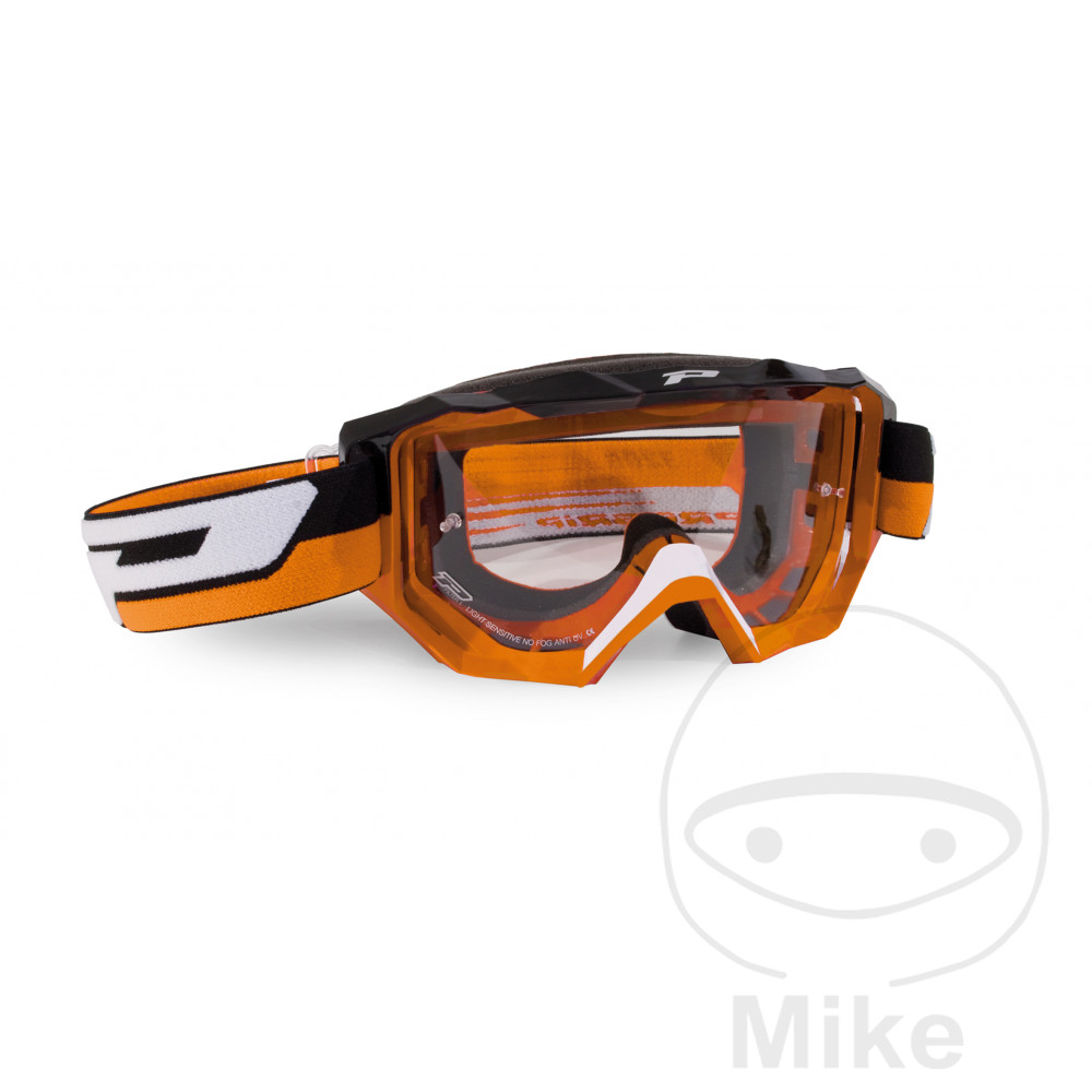 GOGGLES MOTO LS 3200 ORANGE - 712.00.62