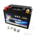 BATTERY MOTORCYCLE LTM14 SKYRICH LITHIUM ION WITH VOLTAGE DISPLAY AND OVERCHARGE PROTECTION