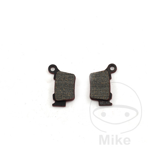 BRAKE PADS STANDARD MATCH BRAKING - 801.92.95