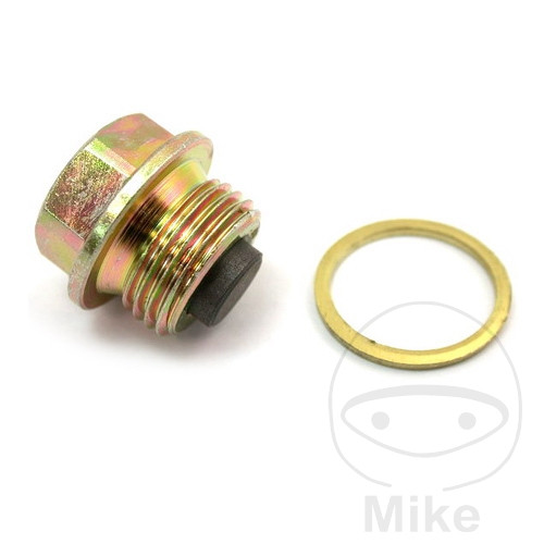 MAGNETIC OIL DRAIN PLUG JMP M18X1.50 WITH WASHER - 723.93.38