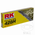 RK HEAVY DUTY CHAIN 428H/130 OPEN CHAIN WITH SPRING LINK