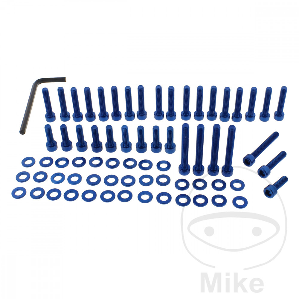 PROBOLT ENGINE BOLT SET ALUMINIUM BLUE - 775.88.26