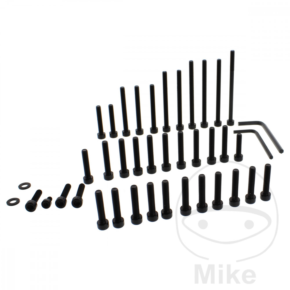 PROBOLT ENGINE BOLT SET ALUMINIUM BLACK - 775.88.43