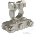 BATTERY TERMINAL CLAMP DOUBLE, POSITIVE