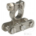BATTERY TERMINAL CLAMP DOUBLE, NEGATIVE