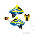 BLACKBIRD RACING DREAM 4 STICKER KIT Suzuki