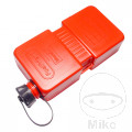 PLASTIC FUEL CAN 1.5L RED FUEL FRIEND