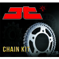 Chain kit JT 520 X1R2<br /> Open with Dual lock Plain Steel