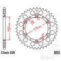 REAR SPROCKET 43 TOOTH PITCH 520 INNER DIAMETER 152 BOLT SPACING 175