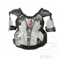 BODY PROTECTOR JUNIOR XP2 BLACK/SILVER
