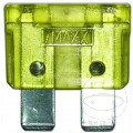 BLADE FUSE 20A YELLOW PACK 100 PIECES SEE ALSO 1491687
