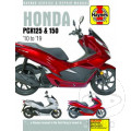 HAYNES REPAIR MANUAL HONDA PCX 125/150 2010-2019