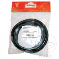 FUEL HOSE RUBBER COATED 5.5X3X11.5 BEUTEL 2M PACK SEE ALSO 4670923