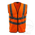 SAFETY VEST MASCOT GR.M ORANGE
