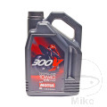 OIL 10W40 4-STROKE 4L MOTUL 300V SYNTHETIC