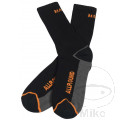 SOCKS MASCOT GR.39/43 BLACK Allround 3er-Pack