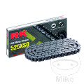 RK X-RING CHAIN 525XSO/108 OPEN CHAIN WITH RIVET LINK
