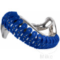 ARMADILLO EXHAUST GUARD BLUE