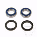FRONT WHEEL BEARING AND SEAL KIT ALL BALLS RACING