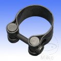 EXHAUST CLAMP 35MM BLACK SITO