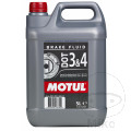 BRAKE FLUID DOT3/4 5L MOTUL