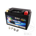 BATTERY MOTORCYCLE LTM21L SKYRICH LITHIUM ION WITH VOLTAGE DISPLAY AND OVERCHARGE PROTECTION
