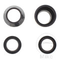 FORK OIL SEAL KIT 30X40.5X10.5 WITH DUST CAP  - ALL BALLS