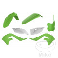 COMPLETE KIT GREEN05/WHITE
