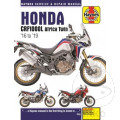 HAYNES REPAIR MANUAL HONDA CRF 1000 AFRICA TWIN (16-19)