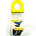 SCOTTOILER PROMO HANGER AVAILABLE IN ENGLISH