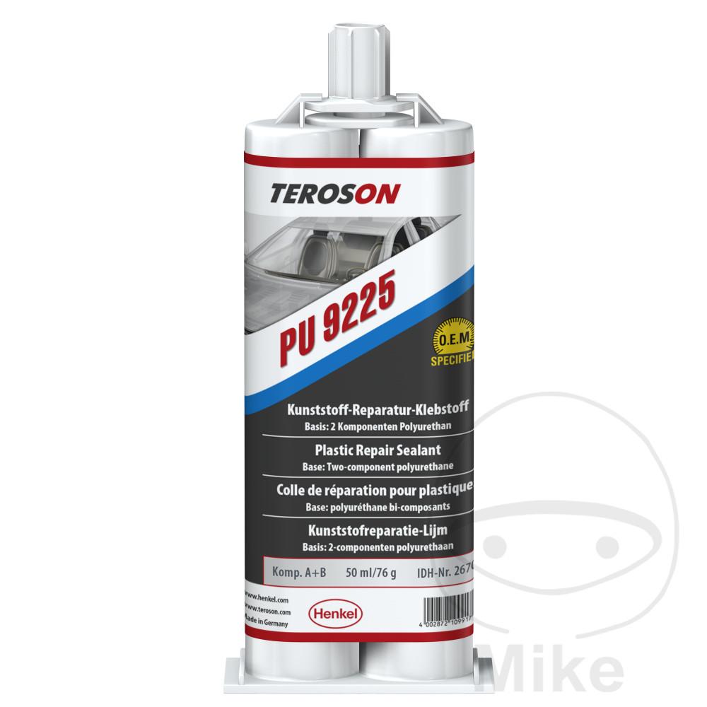 2k Plastic Repair 2x25ml Terokal 9225 Motomike
