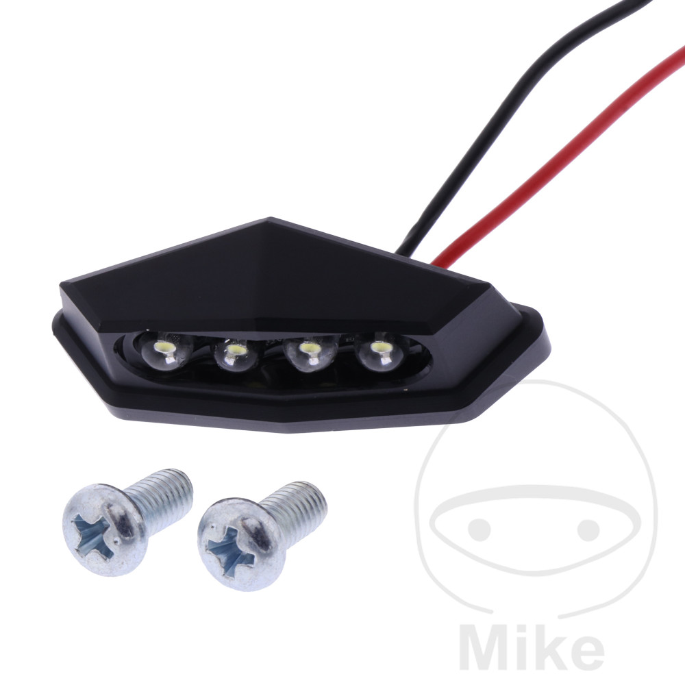 JMP MINI LED INDICATOR LIGHTS BLACK - Brooks Barn Motorcycles | Motomike