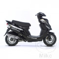 LEOVINCE EXHAUST SCOOTER FULL SYSTEM STAINLESS STEEL