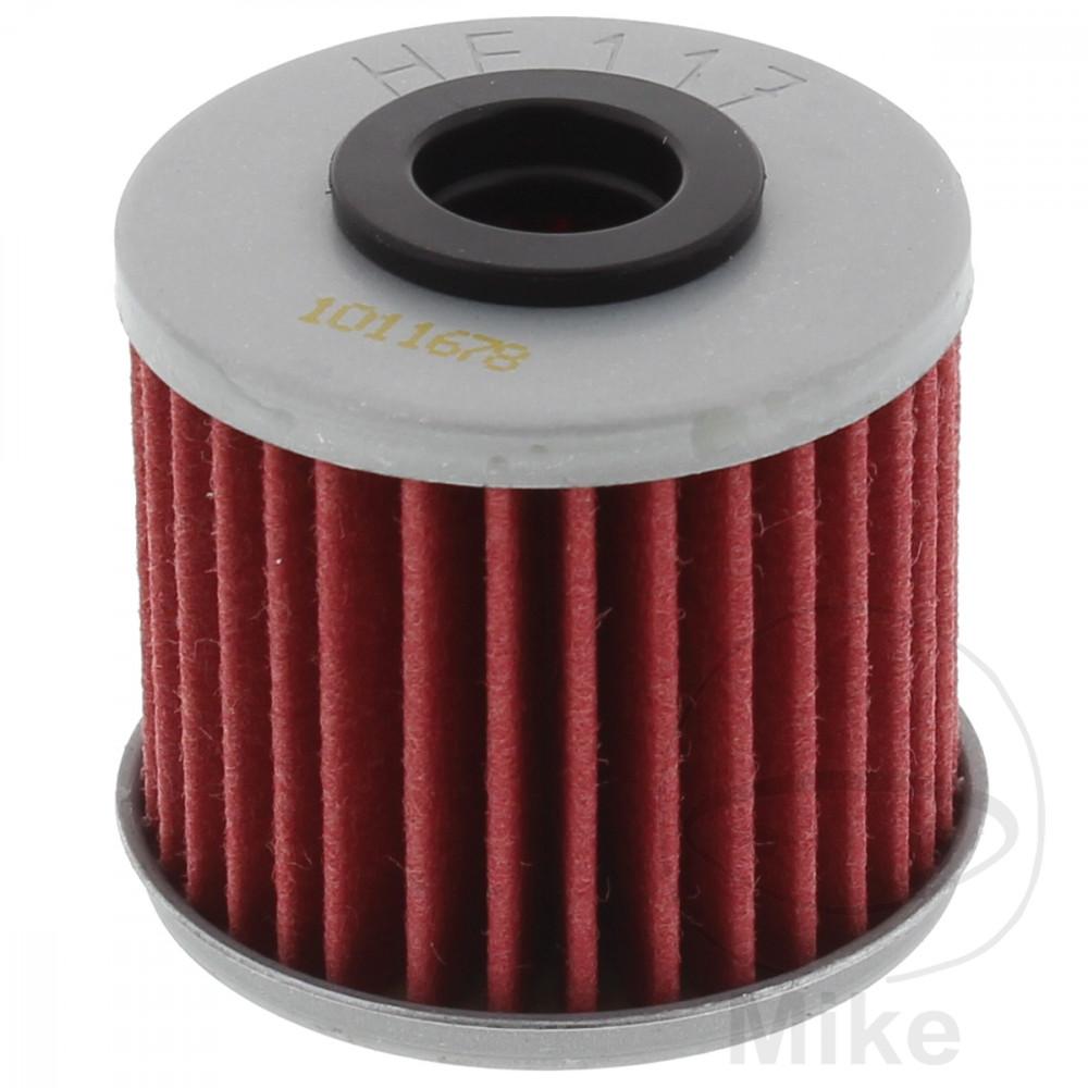 Filtro de Aceite Moto Hiflofiltro HF117