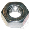 HEX NUT M16 DIN934 PLATED STEEL PACK 100 PIECES