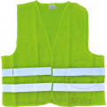 HIGH VIS SAFETY VEST YELLOW EN ISO 20471 SEE ALSO 2982263