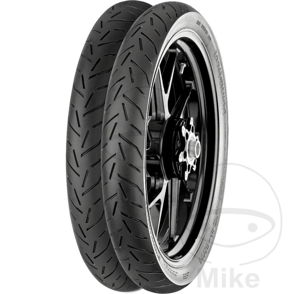 TL 50P FR Dunlop Pneumatico 100//80 16 D451